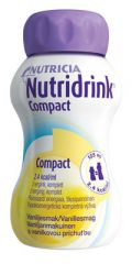 NUTRIDRINK COMPACT VANILJA 4X125 ML